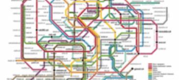 El Mapa De La Xarxa .cat