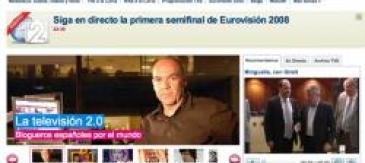 RTVE.es Estrena Nova Web