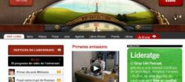 Web Especial Dels 25 Anys De Catalunya Ràdio