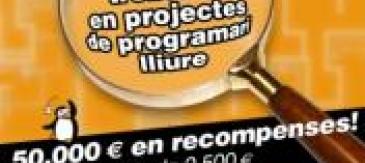 50.000 Euros Per Impulsar Projectes De Programari Lliure