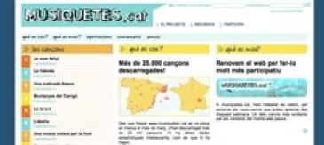 Musiquetes.cat Presenta Nou Web
