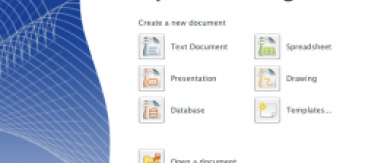 Captura De L'OpenOffice