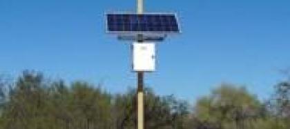 Punts D'accés Wi-fi Amb Energia Solar