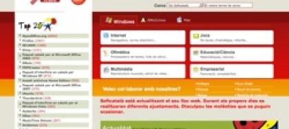 Softcatalà Renova El Web I El Fa Més Col·laboratiu