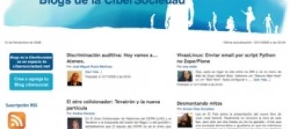 Blocs De La Cibersocietat