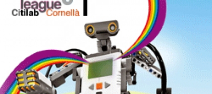Tota L'emoció De La Major Competició De Robots Arriba Al Citilab Amb La First Lego League