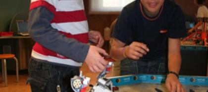 El Centre De Robots LEGO Del Citilab Ja Funciona A Ple Rendiment