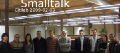El Grup De Treball Smalltalk Es Posa En Marxa