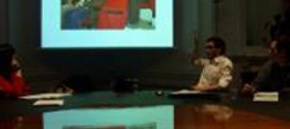 Primer Seminari E-Research