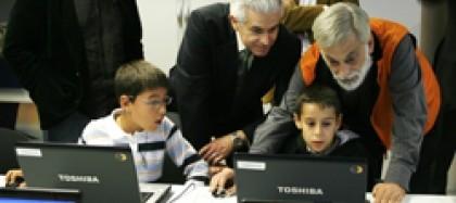 Francisco Ros, Secretari D'Estat De Telecomunicacions I Societat De La Informació, Visita El Citilab