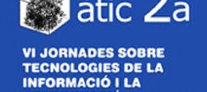 Logo VI Jornades Sobre ATIC