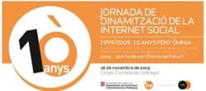 Logo Jornada De Dinamització De La Internet Social