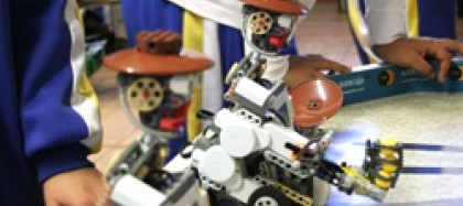 Robots De LEGO Al Citilab