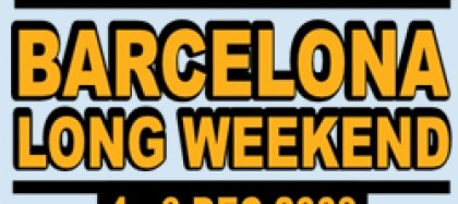 Logo Barcelona Long Weekend