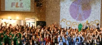 FIRST LEGO League Mou Joves De Tot Espanya En Una Apassionant Final A Barcelona
