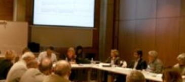 Segona Reunió Del Pacte Social Contra La Crisi, Centrada En L'acció Social