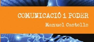"""Manuel Castells Presenta Al Citilab """"Comunicació I Poder"""""""