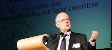 El President Del Comitè Econòmic I Social Europeu, Staffan Nilsson, Visita El Citilab
