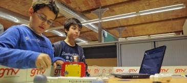 Citilab Explora Les Possibilitats Educatives De La Robòtica A La 3a Jornada Programa