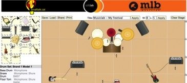 La Comunitat Musiclab Presenta Una Aplicació Per Generar Un Rider Tècnic Interactiu Online