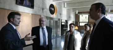 Reflexions Sobre TIC I Ocupació Amb Una Delegació De La Generalitat Al Citilab