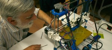 Citilab Incorpora Una Impressora 3D Per Potenciar La Formació En Modelatge I L'àrea De Robòtica