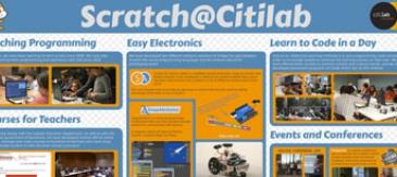 Citilab Presenta Dos Ponències A La Conferència D'Scratch Que Organitza El MIT A Boston