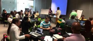 Citilab Forma Més De 30 Facilitadors D'innovació Ciutadana A Medellín (Colòmbia)