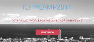 Citilab Acull La Segona Jornada De L'iCity Camp. Inscripcions Obertes