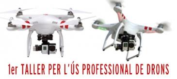 Citilab I FMIC Organitzen El 1er Taller Per A L'ús Professional De Drons