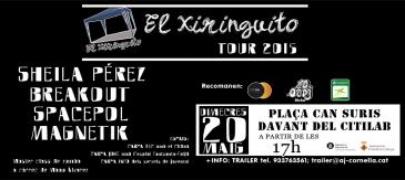 """Citilab Participa Al """"Xiringuito Tour 2015"""" El Proper 3 De Juny"""