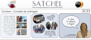 El SeniorLab Tanca El Projecte Satchel A Loppukiri (Finlàndia)