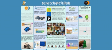 Citilab Participa A La European Scratch Conference