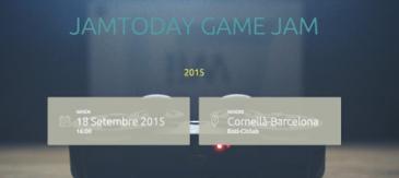 ENTI-UB I Citilab Us Convidem A Participar A La Propera GameJam! Desenvolupem Videojocs!