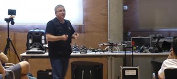Segona Edició Del Taller Per A ús Professional De Drons (29 De Setembre)