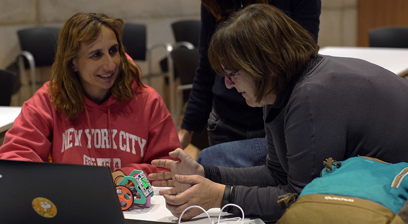 Projecte EduLab - Formació Per Als Docents De Les Escoles De Cornellà
