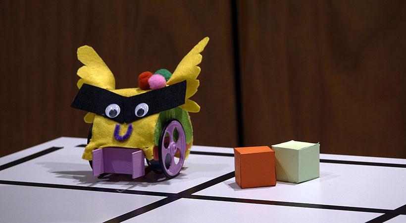 Projecte EduLab - Robot Fantàstic
