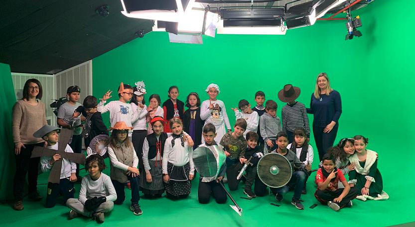 Projecte EduLab - El Quixot (Escola Suris) Curs 2019/2020