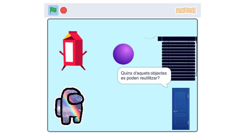 Projecte EduLab - Escape Room 5R (Escola Montserrat) Curs 2020/2021
