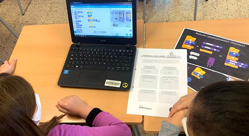 Projecte EduLab - Els oficis (Escola Montserrat) Curs 2020/2021
