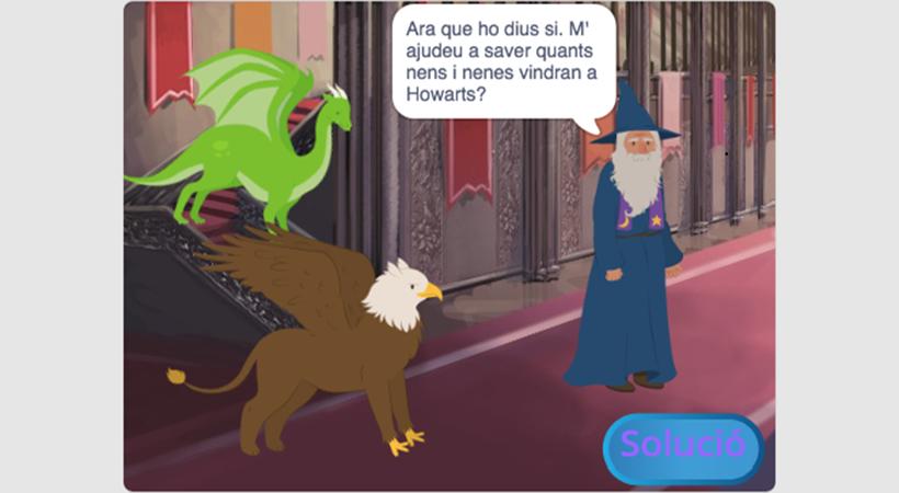 Projecte EduLab - Problemes matemàtics (Escola Martinet) Curs 2019/2020