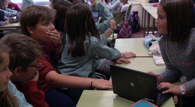 Projecte EduLab - Projecte Velocitat Lectora Amb L'Escola Mediterrània