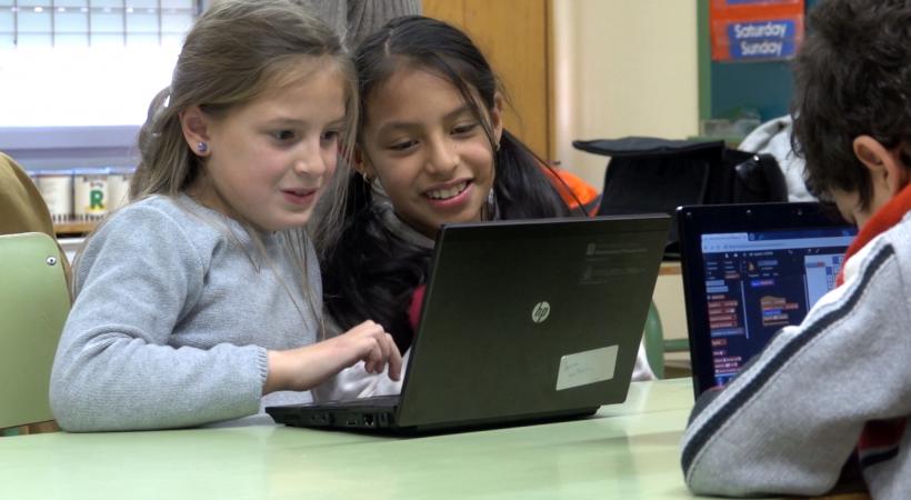 Projecte EduLab - Pràctica De Les Multiplicacions Amb L'Escola Mediterrània