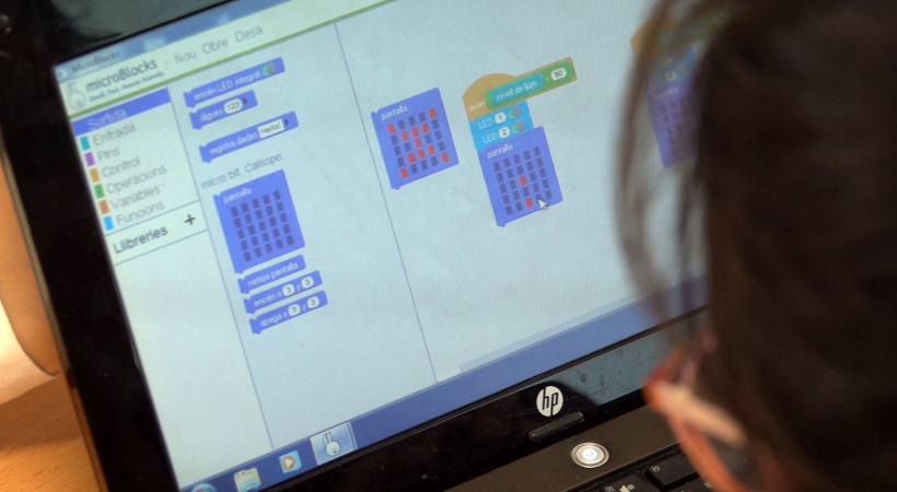 Projecte EduLab - Foment De L'estalvi D'energia Amb L'escola Suris