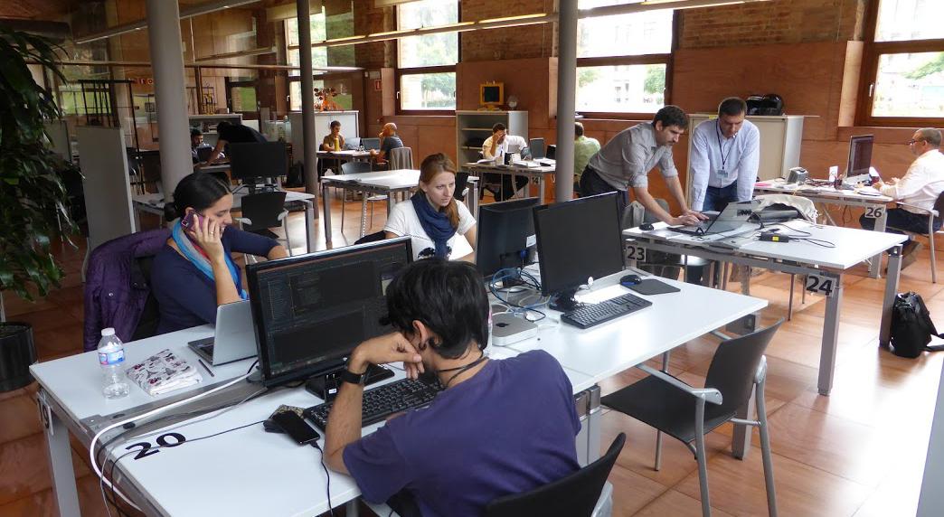 Labworking Del Citilab - LaborLab