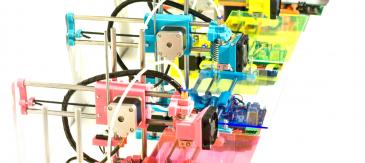 Construeix La Teva Pròpia Impressora 3D En 2 Dies