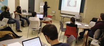 L'equip Del Citilab Es Trasllada A ENTI-UB Per Realitzar Un Taller Sobre Consciència De Gènere Dins Del Projecte Mind The GAP!