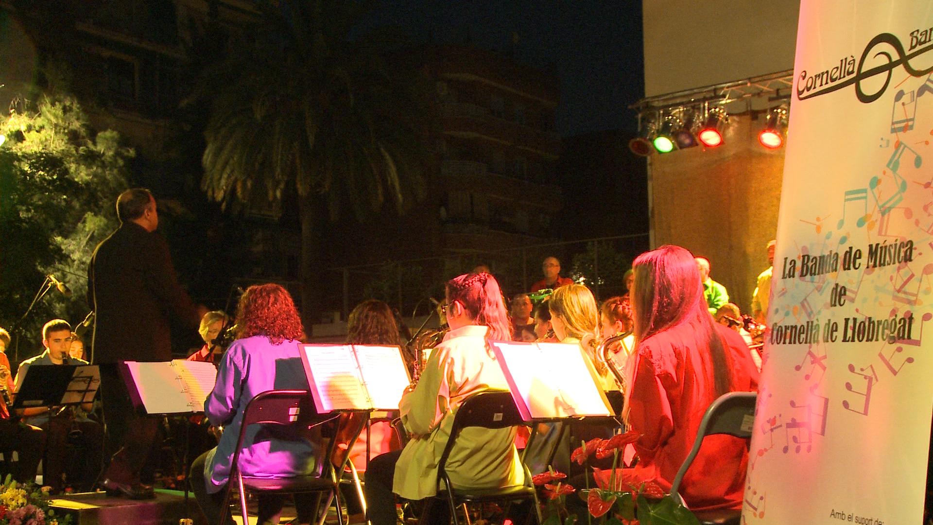 La Cornellà Band En Concert
