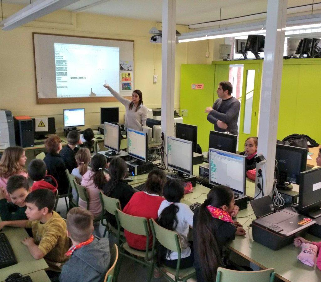 Projecte EduLab - Classe De Programació