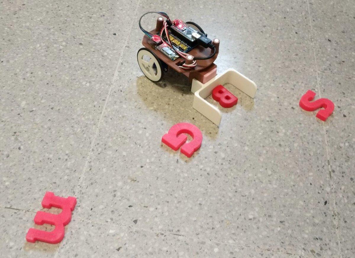 Projecte EduLab - Robot EduBot